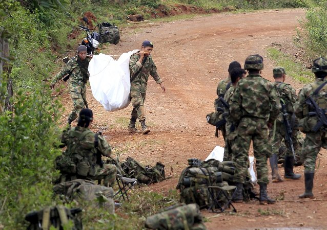 militaires colombiens