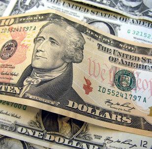 Un billet de banque de 10 dollars