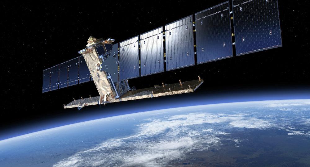 Le satellite européen Sentinel-1A