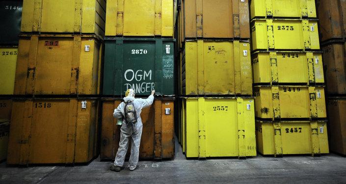 Les OGM envahissent le monde