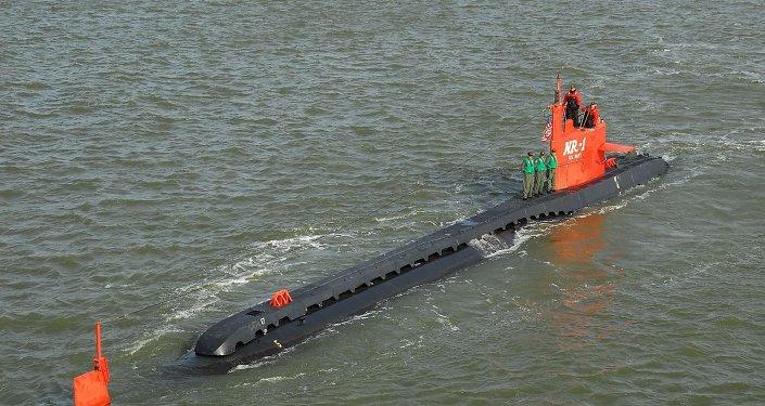 Le NR-1 en 2007