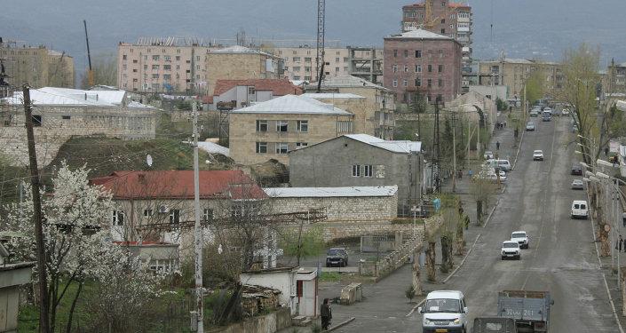 Stepanakert, capitale du Haut-Karabakh