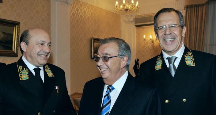 L'ancien premier ministre et ancien chef de la diplomatie russe Evgueni Primakov est décédé vendredi.