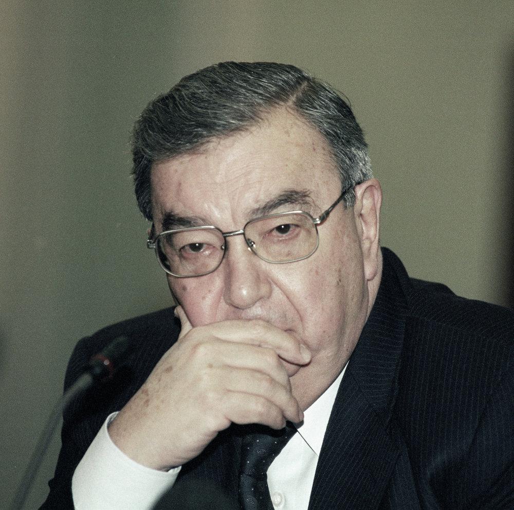 Председатель Торгово-промышленной палаты РФ Евгений Примаков