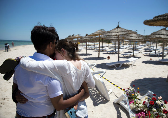Attaque terroriste en Tunisie