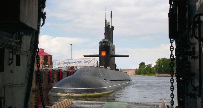 Le sous-marin diesel-électrique