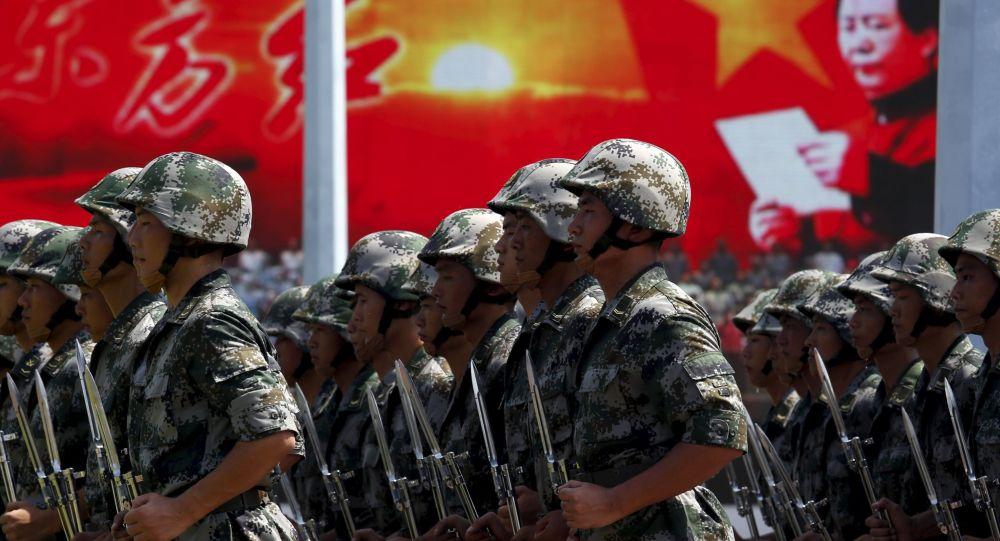 L'armée chinoise