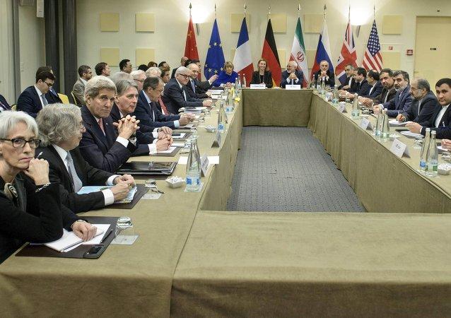 Négociations entre les Six et l'Iran