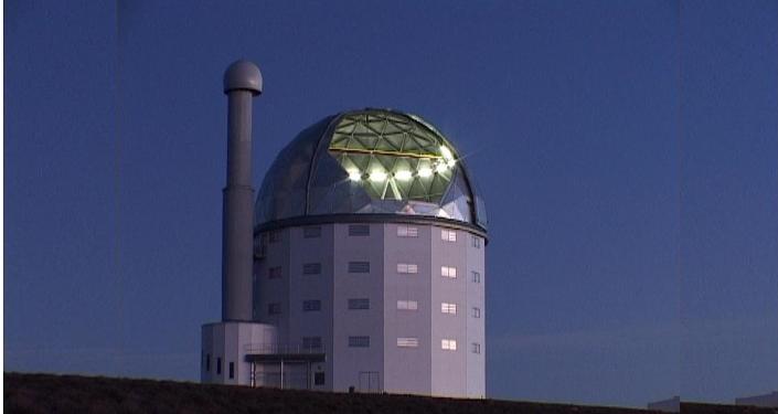 Télescope géant en Afrique du Sud