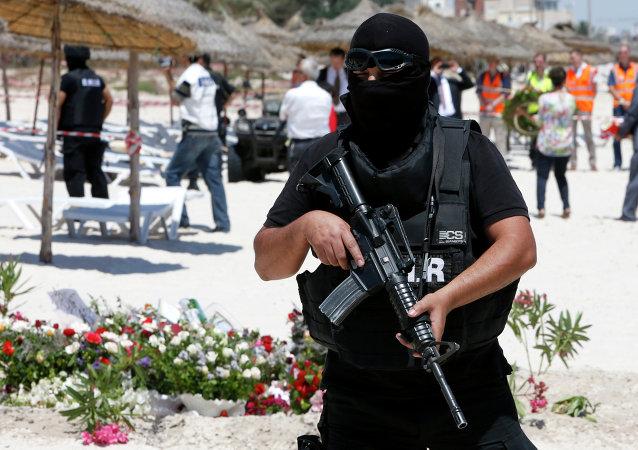 Sousse, Tunisie, Juin 29, 2015