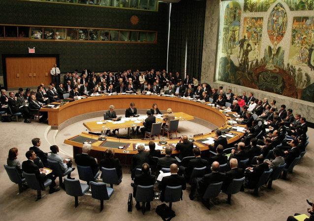 Conseil de sécurité des Nations unies (archives)