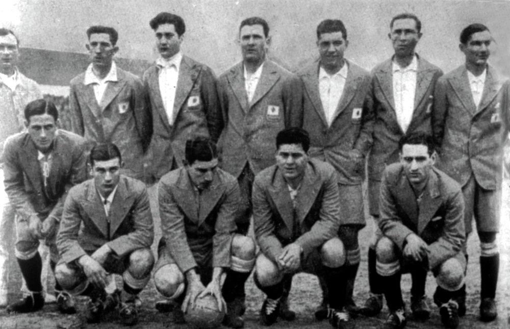 La première Coupe du monde de football