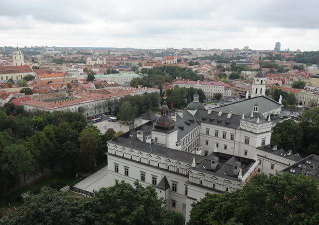 Vilnius, capitale lituanienne