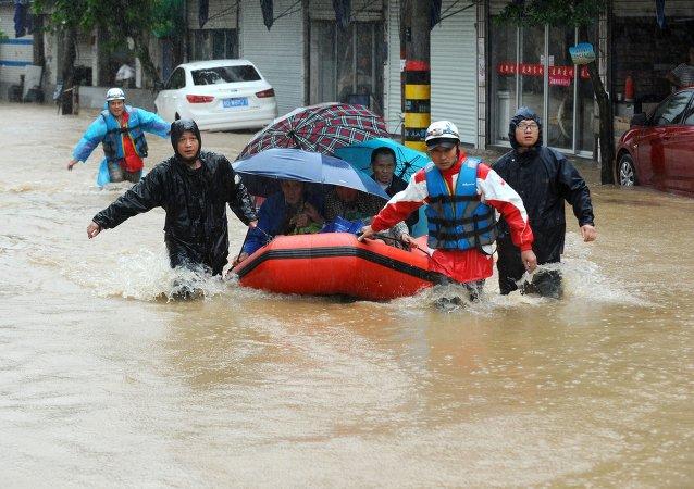 Un nouveau grand déluge d'ici 2060?