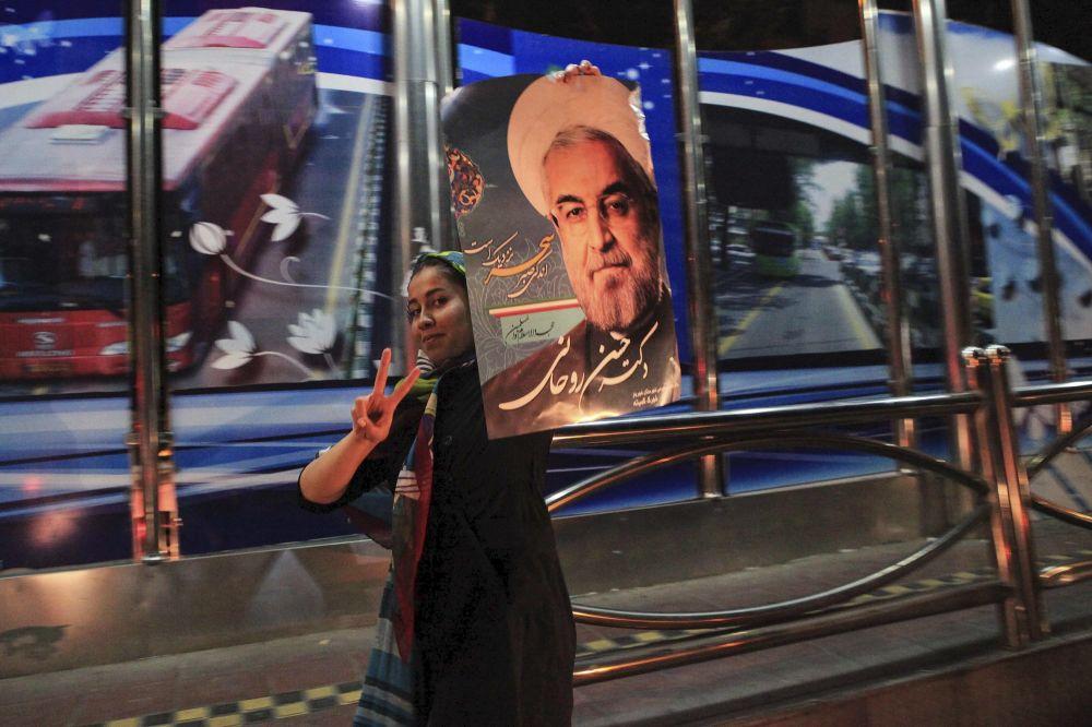 Téhéran fête l'accord sur le nucléaire