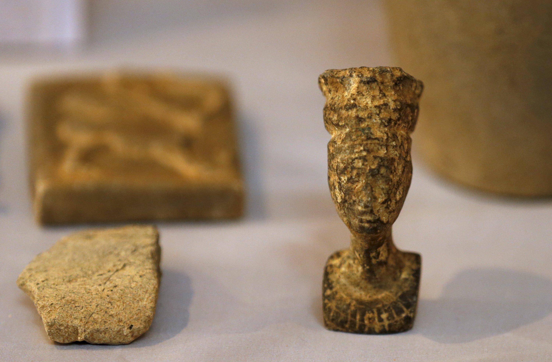 Les USA rendent à l'Irak des reliques prises à l'EI