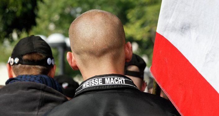 Néonazis allemands (archives)