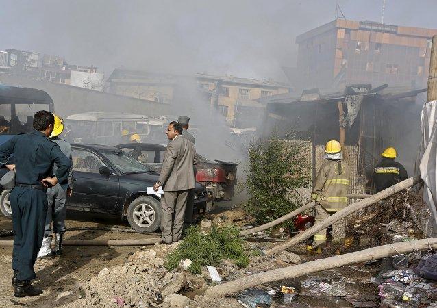 Forces de sécurité de l'Afghanistan