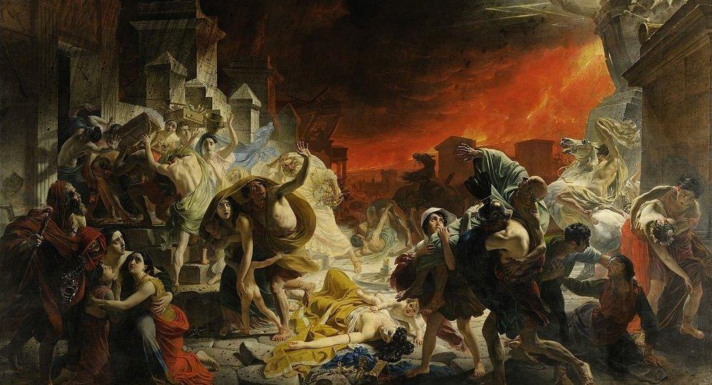 Le Dernier Jour de Pompéi (Karl Brioullov)