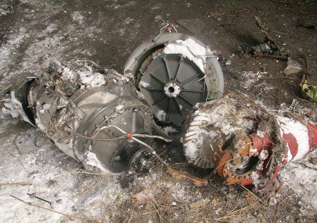 Le lieu du crash du Boeing malaisien dans la région de Donetsk