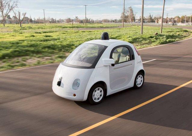 Google Car, voiture sans chauffeur