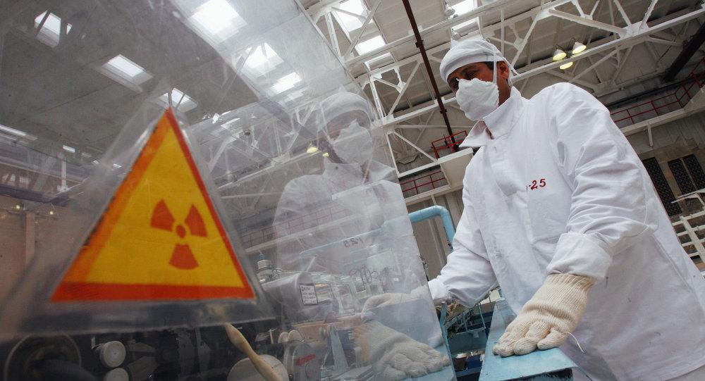 Chaîne de production de barres du combustible nucléaire à Novossibirsk