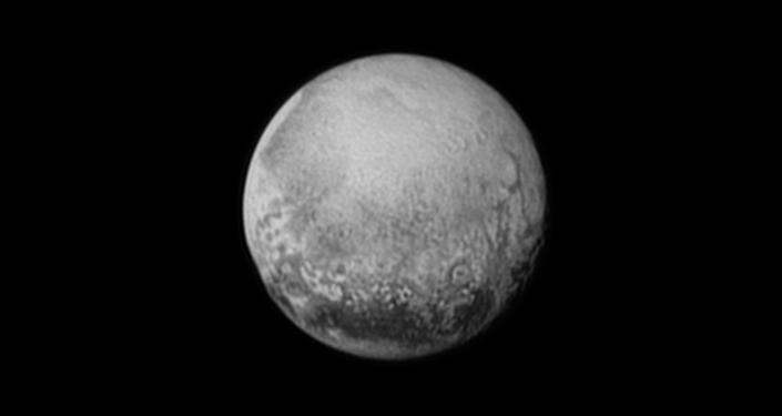 La photo de Pluton