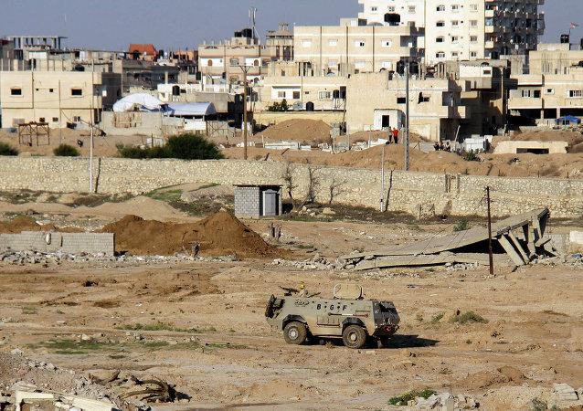 Egypte : 13 policiers tués dans une attaque de Daech dans le Sinaï