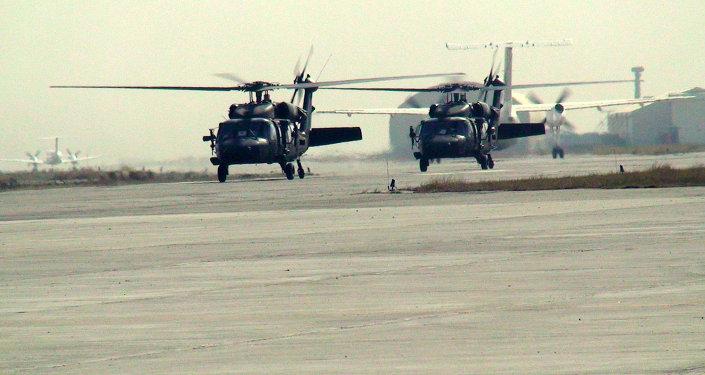 Seize policiers tués dans un bombardement américain — Afghanistan