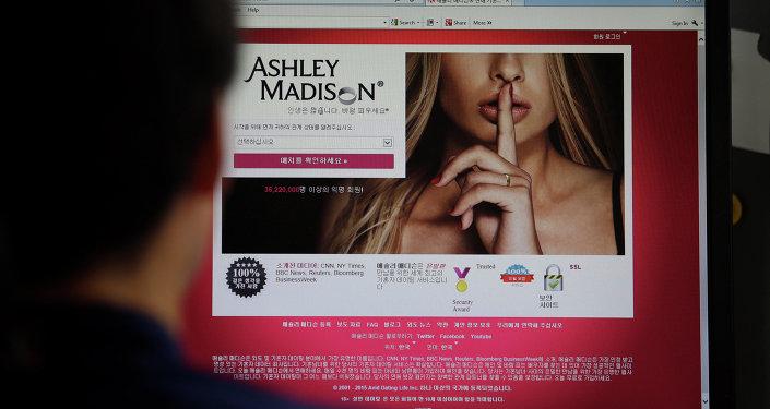 Site web Ashley Madison
