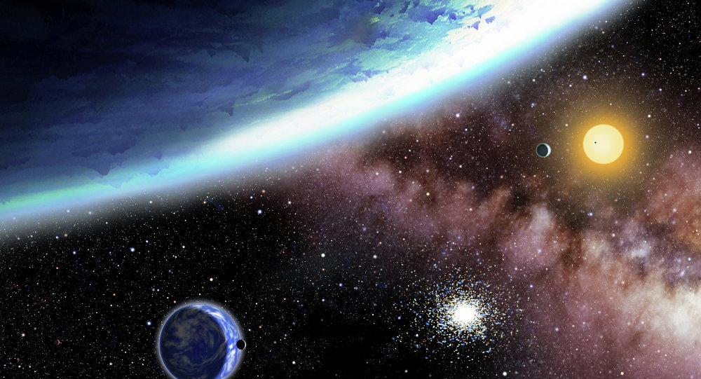 Planètes-océans Kepler-62e et Kepler-62f