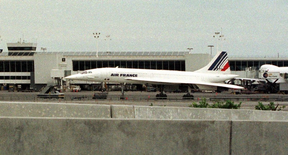 Concorde jets