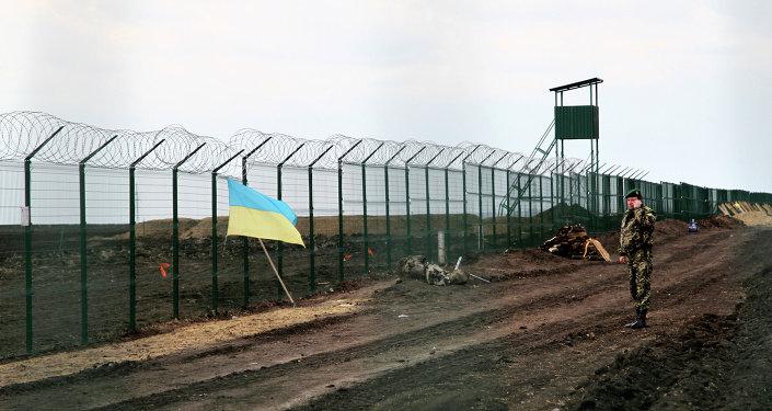 Frontière ukrainienne