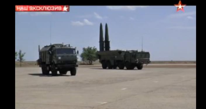 Des Iskander équipent l'Armée de terre russe