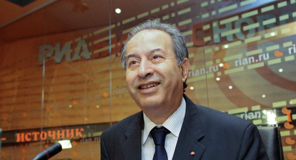 L'ambassadeur du Maroc en Russie Abdelkader Lachhab