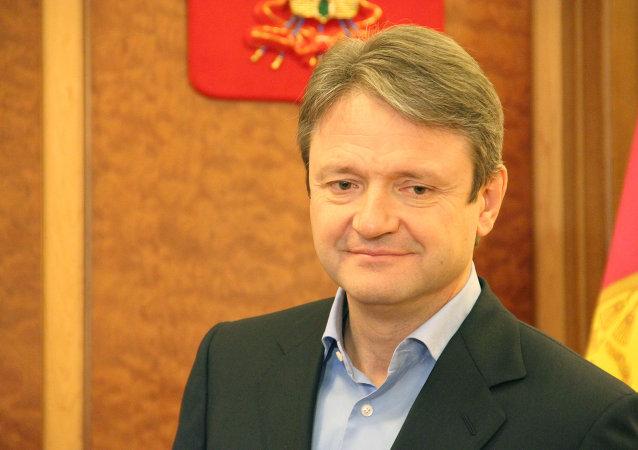Alexandre Tkatchev, ministre russe de l'Agriculture
