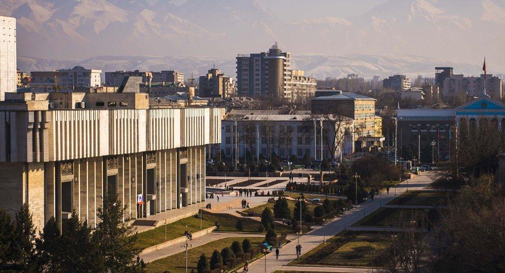 Bichkek, capitale kirghize