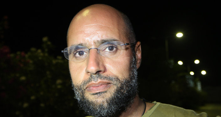 Saїf al-Islam Kadhafi