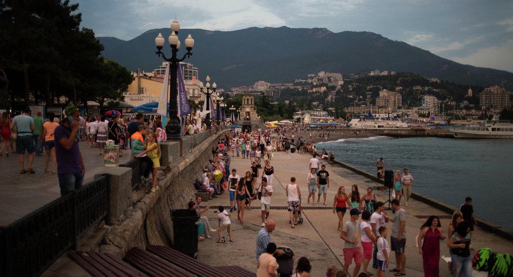 Promenade de Yalta