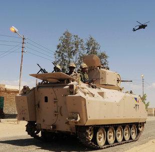L'Égypte s'active pour lutter contre Daech dans le Sinaï