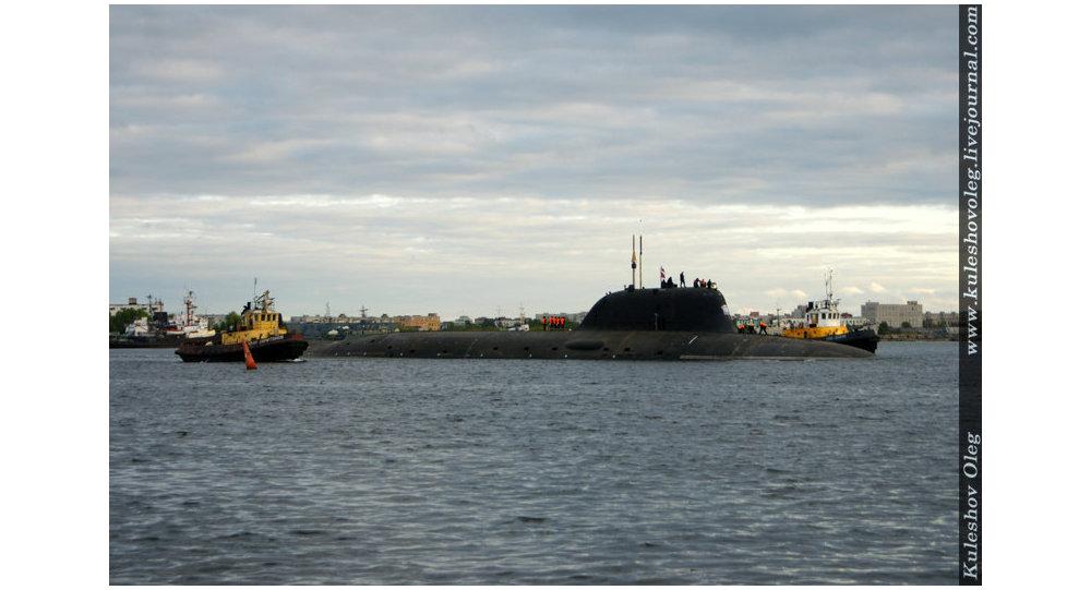 Le sous-marin nucléaire Severodvinsk, classe Iassen