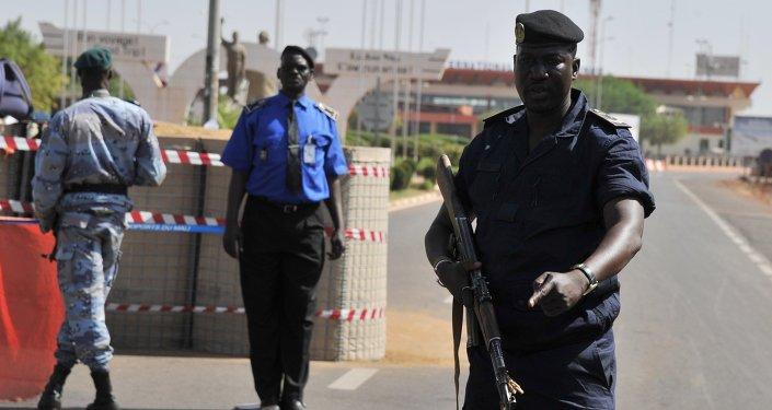 Membres des forces maliennes. Image d'illustration