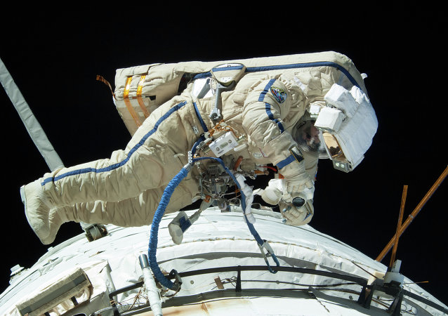 Veteran Russian Cosmonauts Set for Spacewalk on NASA TV