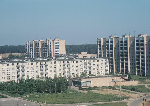 Cité des étoiles, Centre russe de formation des cosmonautes