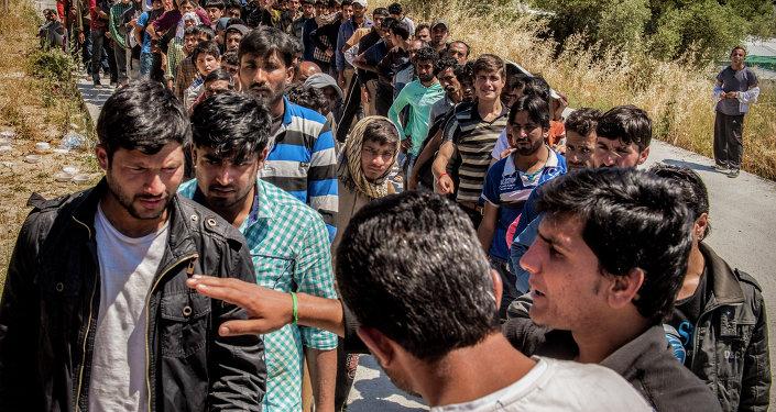 Lesbos: Athènes peine à gérer l'afflux des migrants