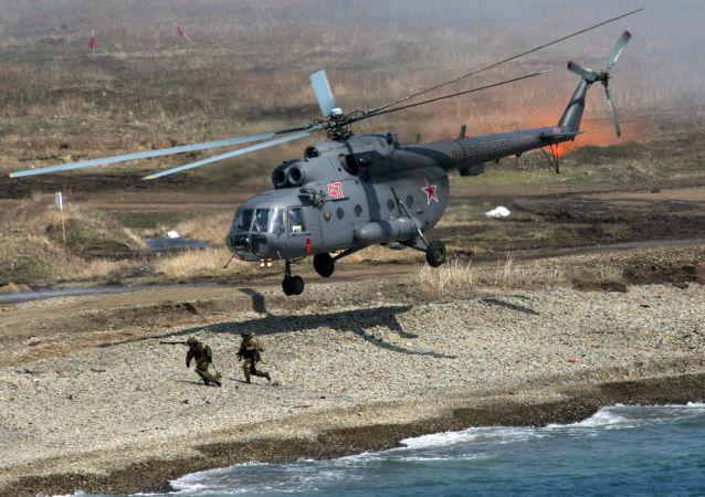 Exercices militaires sur le terrain militaire de Klerk