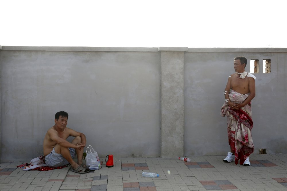 Chine: Tianjin plongée dans le chaos après les explosions