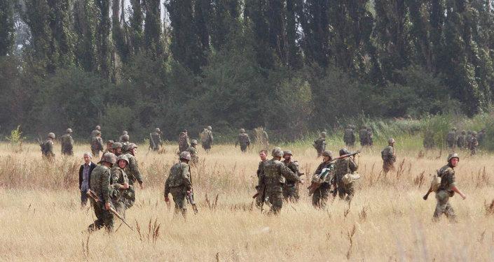 La guerre d'Ossétie (2008)