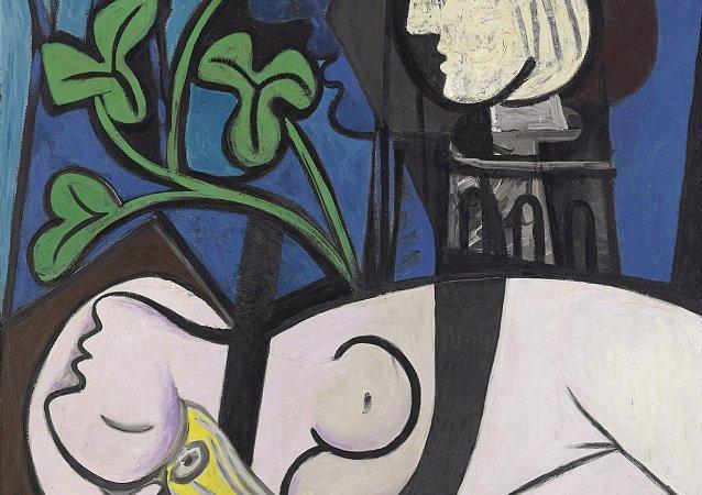 La paix, la guerre et l'amour de Pablo Picasso
