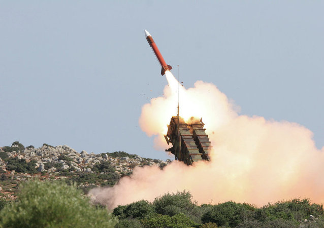 Missiles allemands Patriot